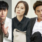 Jin Goo, Kim Hyun Joo, And Uhm Tae Woong Considering Lead Roles In New Thriller Drama