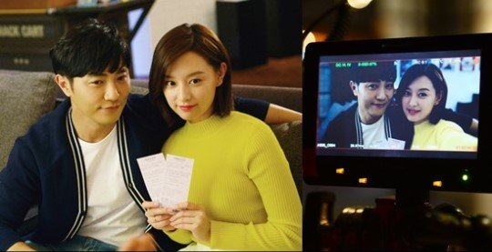Jin Goo And Kim Ji Won Become A Couple Again For Advertisement