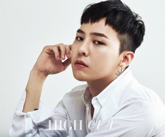 G-Dragon Shows Off Milky Complexion In High Cut Photoshoot ...
