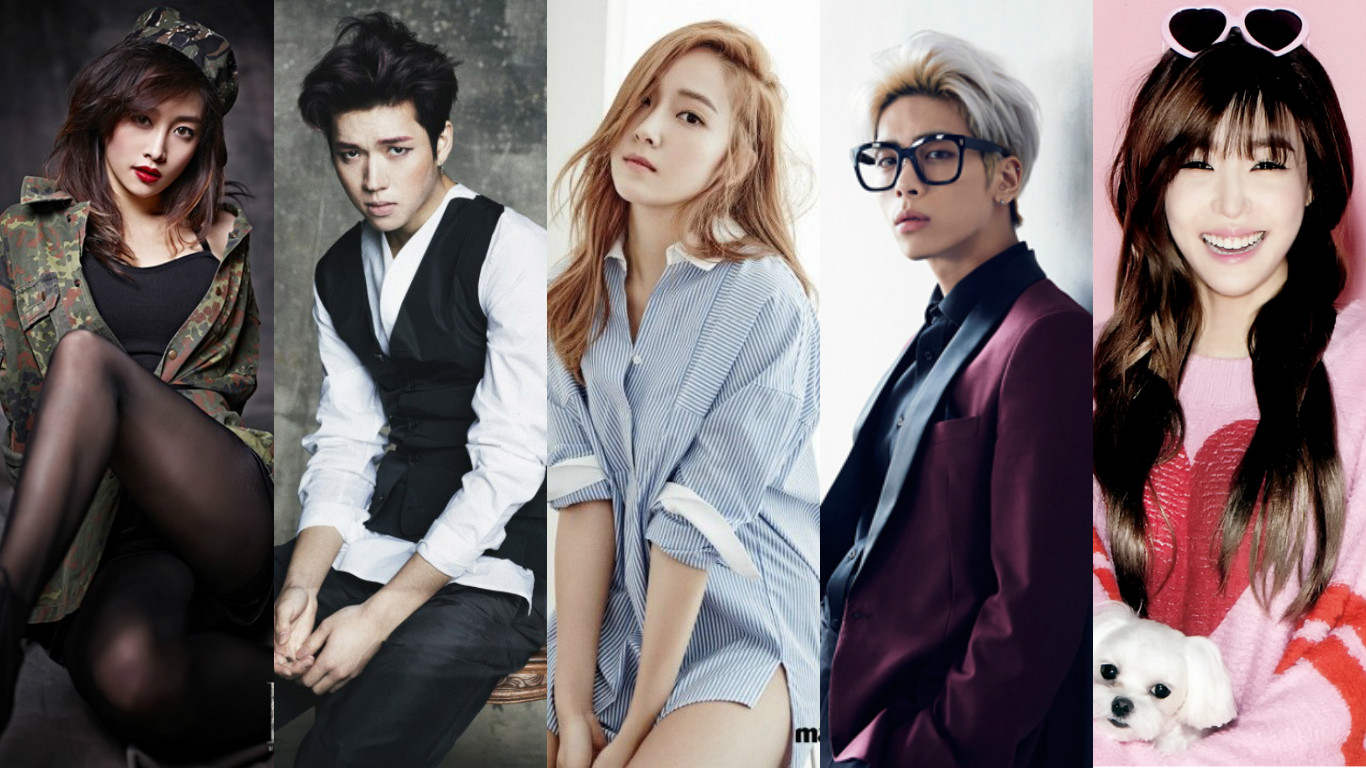 Brace Yourselves For These May Solo Debuts And Comebacks