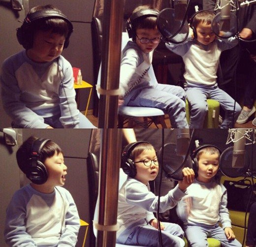 Song Triplets Turn Into Professionals At Recording Studio