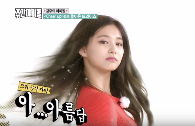 """Watch: TWICE Acts Out Their Dream CFs On """"Weekly Idol"""""""