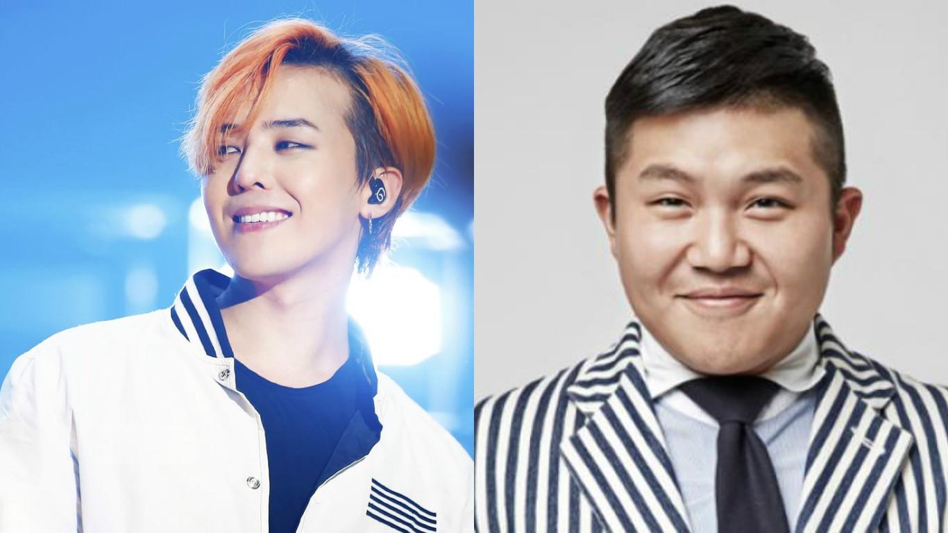 G-Dragon Joins In On The Joke Surrounding Jo Se Ho