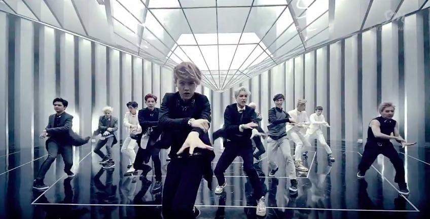 """EXO Reaches 100 Million View Milestone On """"Overdose"""" MV"""
