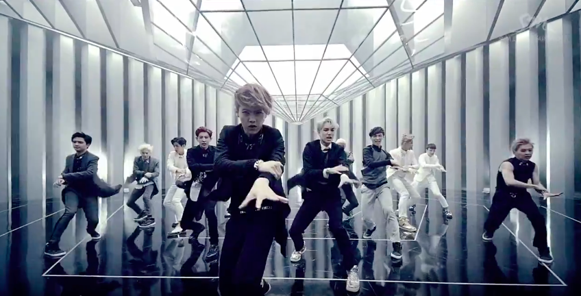 "EXO Reaches 100 Million View Milestone On ""Overdose"" MV"