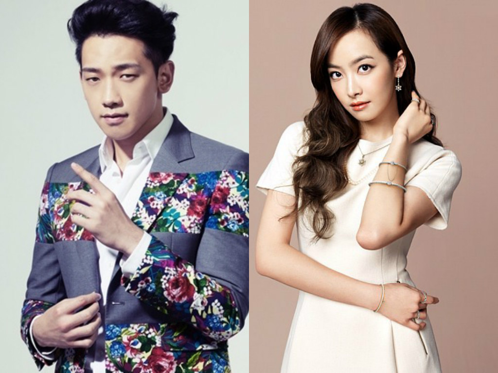 Rain And f(x)'s Victoria To Headline New Chinese Drama