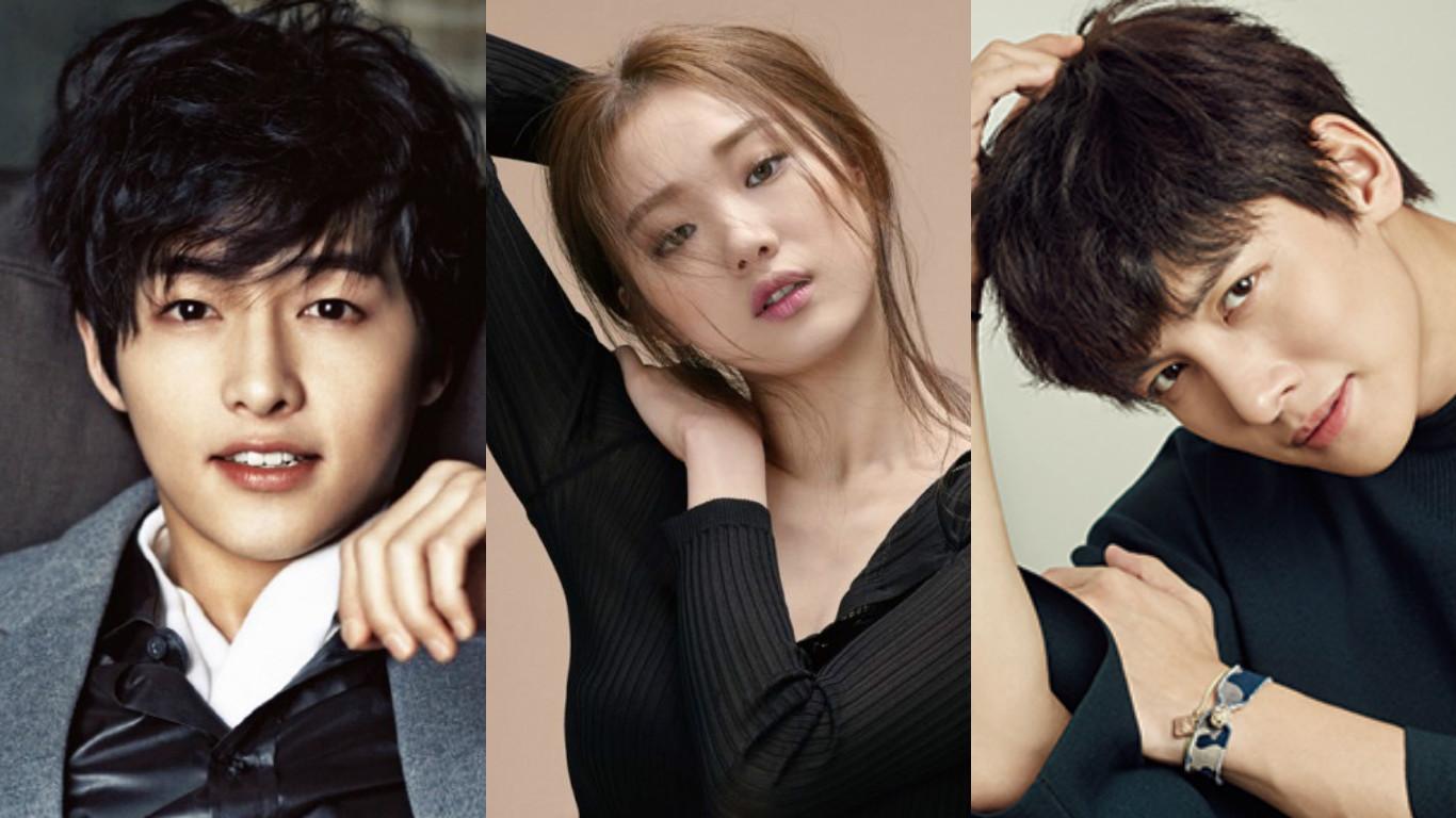 Lee soo kyung dating site