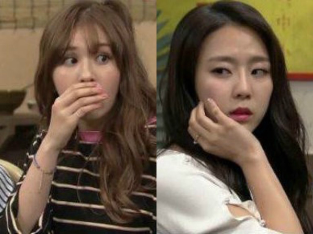 "Yewon And Lee Ji Hye Caution I.O.I On The Consequences Of Fighting on ""SNL Korea"""