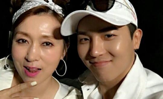 Song Mino Moon Hee Kyung
