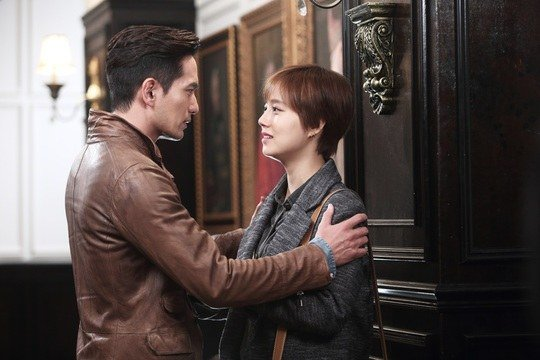 Moon Chae Won Lee Jin Wook Goodbye Mr. Black