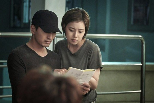Moon Chae Won Lee Jin Wook Goodbye Mr. Black 2