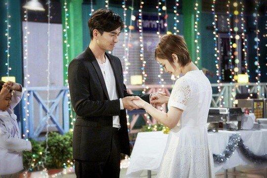 Moon Chae Won Lee Jin Wook Goodbye Mr. Black 3