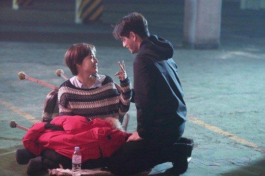 Mon Chae Won Lee Jin Wook Goodbye Mr. Black 5