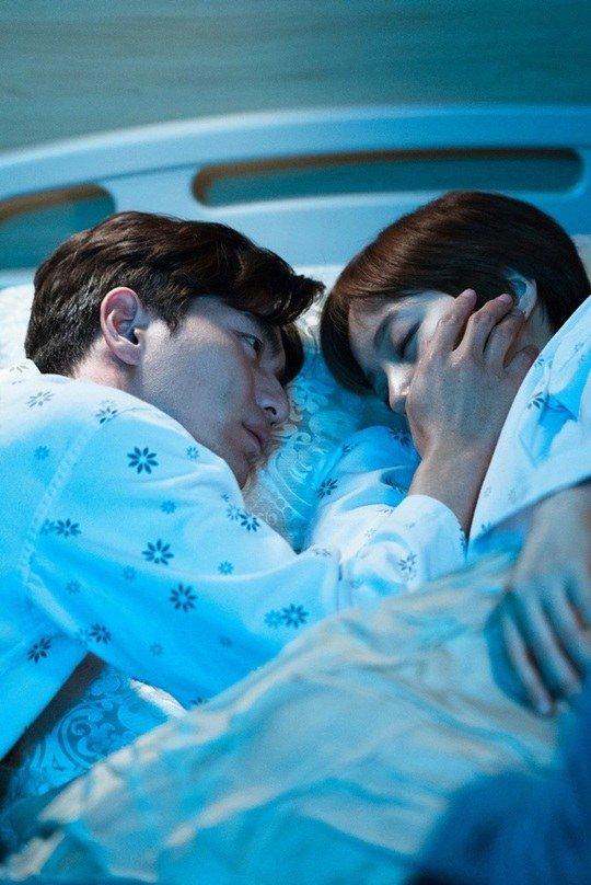 Moon Chae Won Lee Jin Wook Goodbye Mr. Black 1