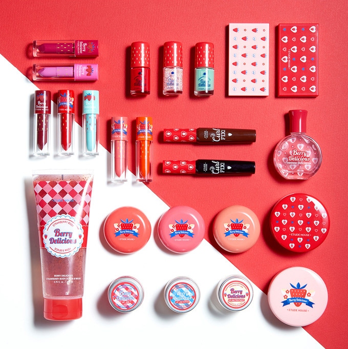 Limited Edition Korean Makeup Products