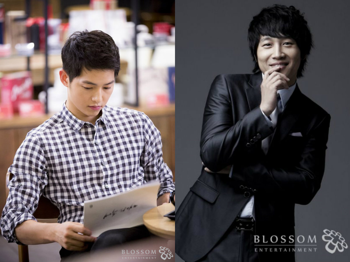 How Has Cha Tae Hyun Influenced Song Joong Ki?