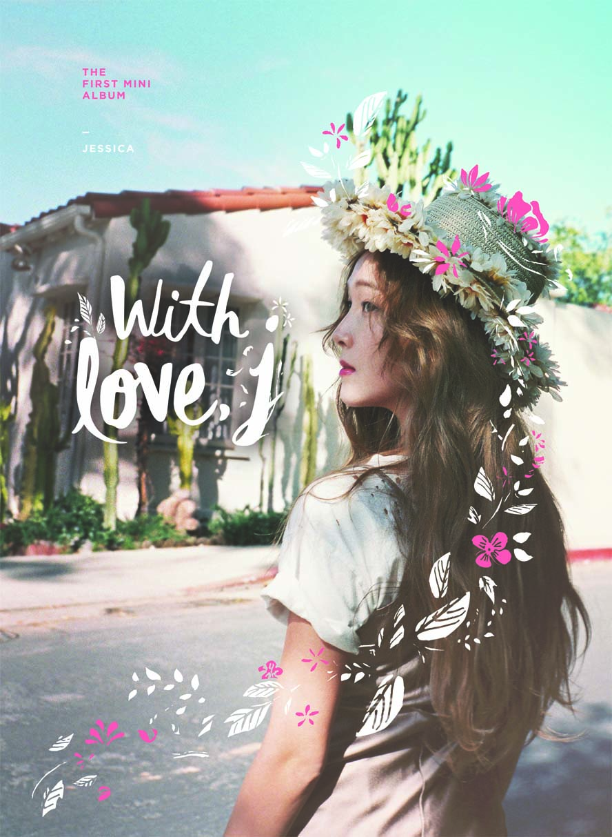 """Jessica Reveals """"With Love, J"""" Album Release Date and New Teaser Image"""