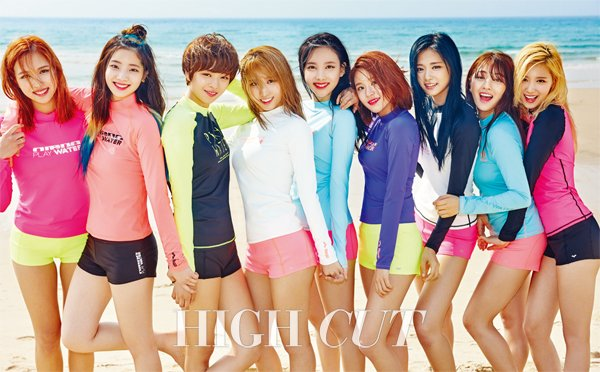 TWICE Reveals Who Is 1st In Group Hierarchy For High Cut