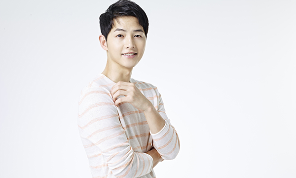 "Song Joong Ki Donates Appearance Fees From ""Hurry Up, Brother"""