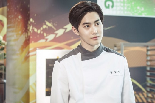 """EXO's Suho Transforms Into Genius Pastry Chef In New """"How Are You Bread"""" Stills"""