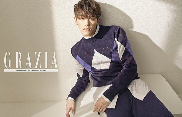"Eric Nam Looks Like The Perfect Boyfriend For ""Grazia"""