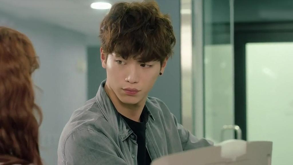 Seo Kang Jun Cheese in the Trap