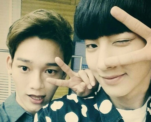 """EXO's Chen And Chanyeol To Appear On """"Sugar Man"""""""