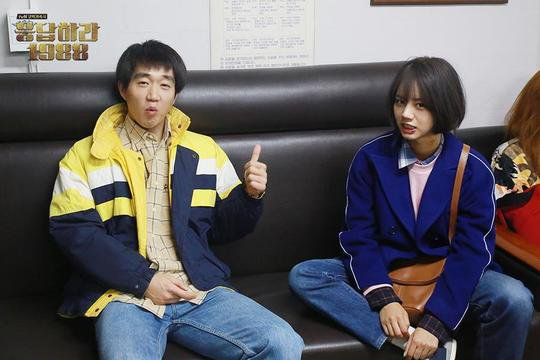 "Hyeri Wishes ""Reply 1988"" Co-Star Choi Sung Won A Quick Recovery With Tears"