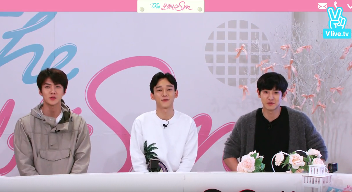 EXO Reveals Hilarious And Surprising Stories On SM's New Web Variety Show
