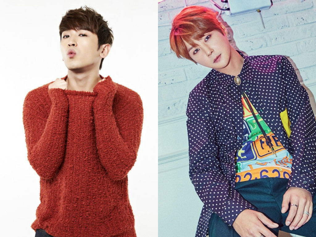 "Shinhwa's Lee Min Woo And Shin Hye Sung To Lead Hopeful Trainees On ""Boys24"""