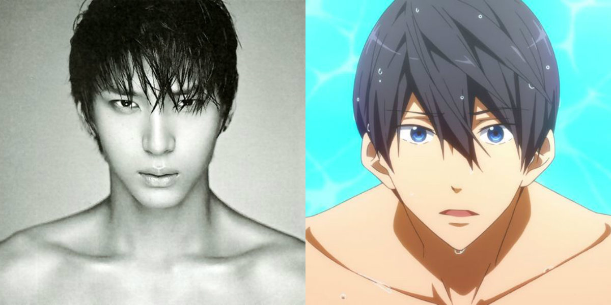 15 K Pop Stars That Are Basically Anime Characters In Real Life Soompi