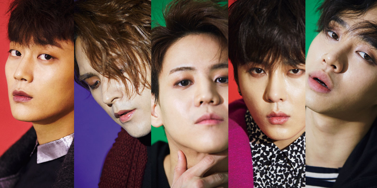 BEAST To Release Japanese Singles For First Time As 5-Member Group