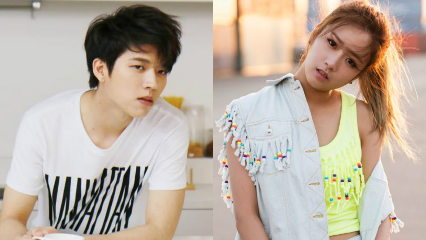 """INFINITE's Woohyun And A Pink's Bomi To Face Off On """"Sugar Man"""""""