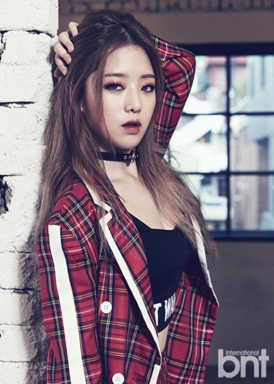 Kisum Reveals Which Idol Group Rapper Is Her Ideal Type