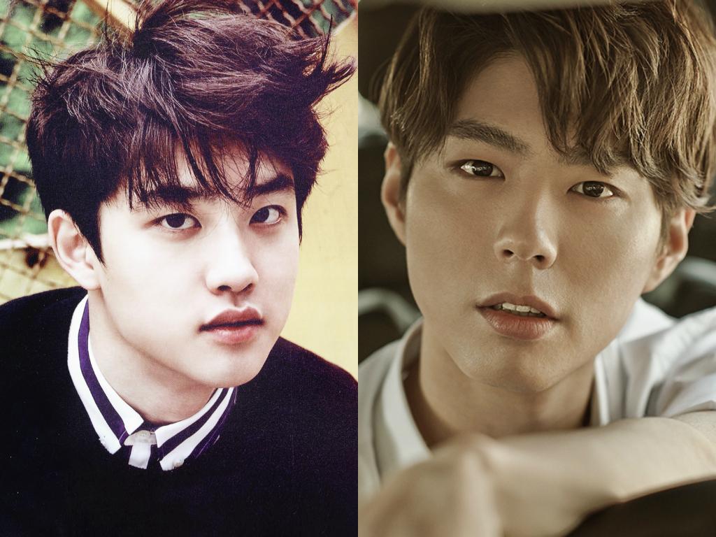 EXO's D.O. And Park Bo Gum Face Off For Baeksang Arts Awards