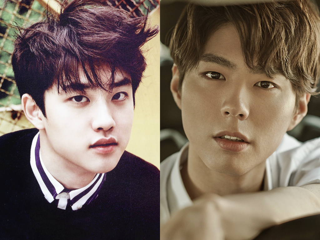 EXO's D.O. And Park Bo Gum Face Off For Baeksang Arts Awards