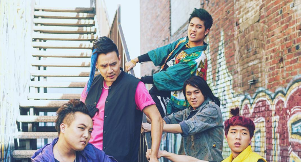 Ryan Higa's K-Pop Group BgA (Boys Generally Asian) Debuts With Wong Fu-Produced MV