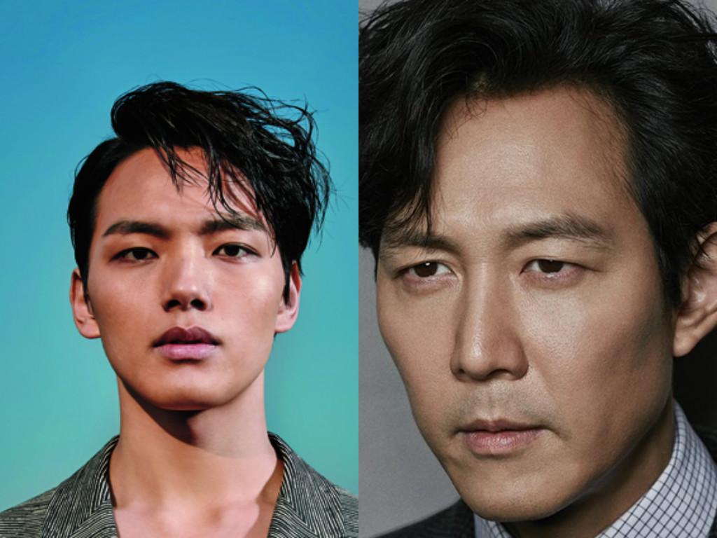 Yeo Jin Goo Lee Jung Jae