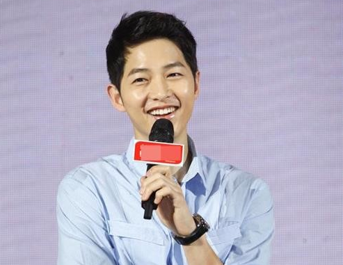Song Joong Ki Discusses Which Chinese Director He Dreams Of Working With