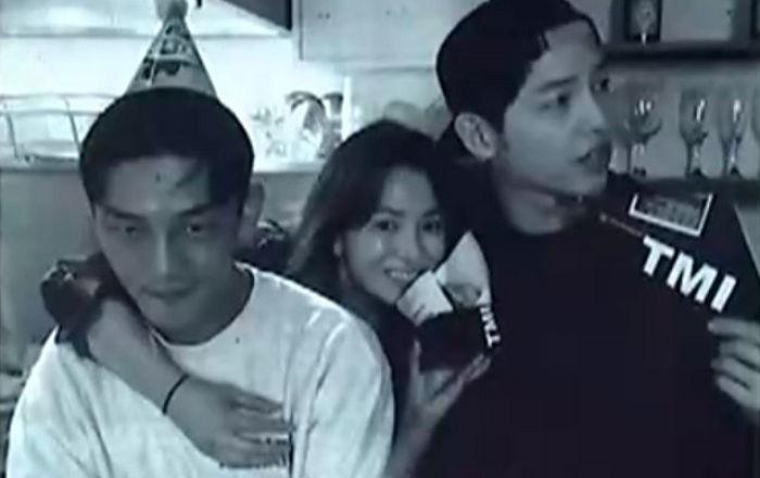 yoo ah in song hye kyo song joong ki