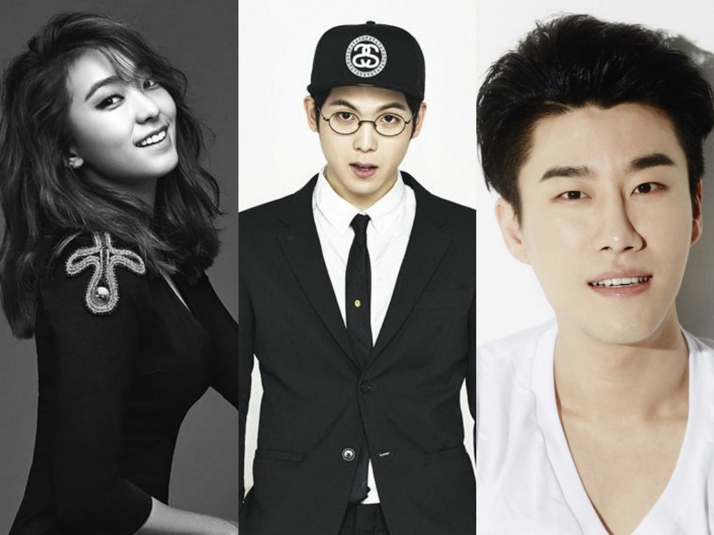 SISTAR's Bora and San E Congratulate Mad Clown On His Wedding