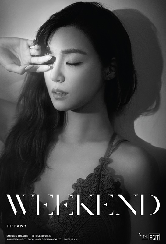 Girls' Generation's Tiffany To Hold First Solo Concert