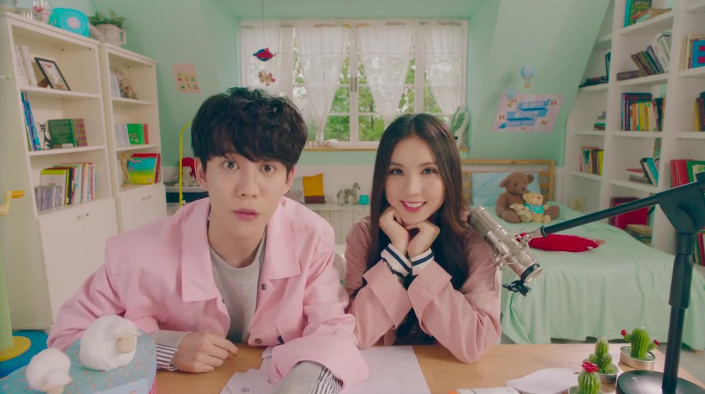"""Update: Park Kyung And Eunha Drop """"Inferiority Complex"""" Teaser Video"""