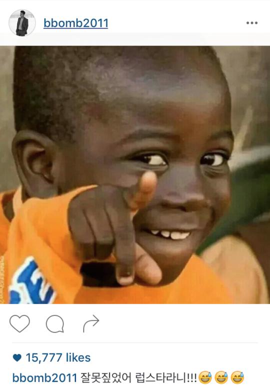b-bomb instagram