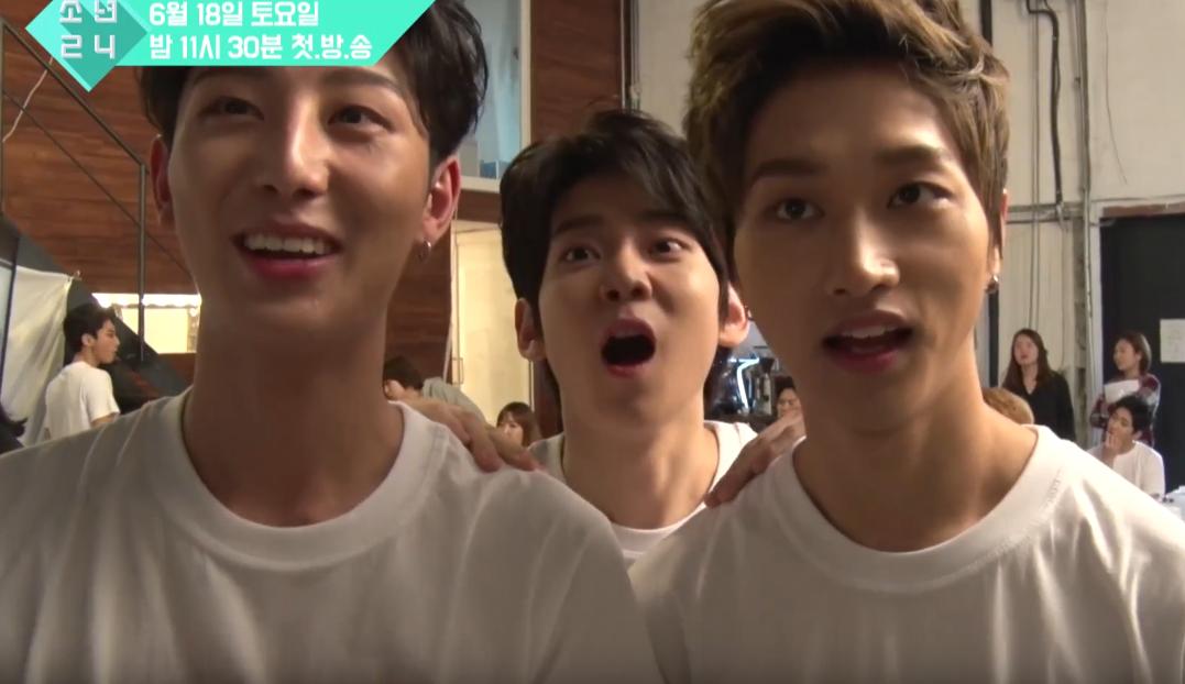 "Update: Survival Show ""Boys24"" Reveals Behind-The-Scenes Video"