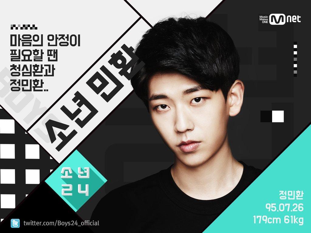 boys24 jung minhwan