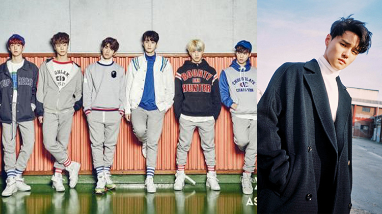 ASTRO And DEAN Join KCON LA Lineup