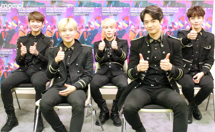 Interview: SHINee Hints 2016 Plans and Bucket Lists