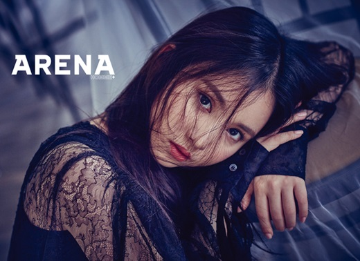 GFRIEND Dons A More Mature Look In New Pictorial For Arena Homme Plus