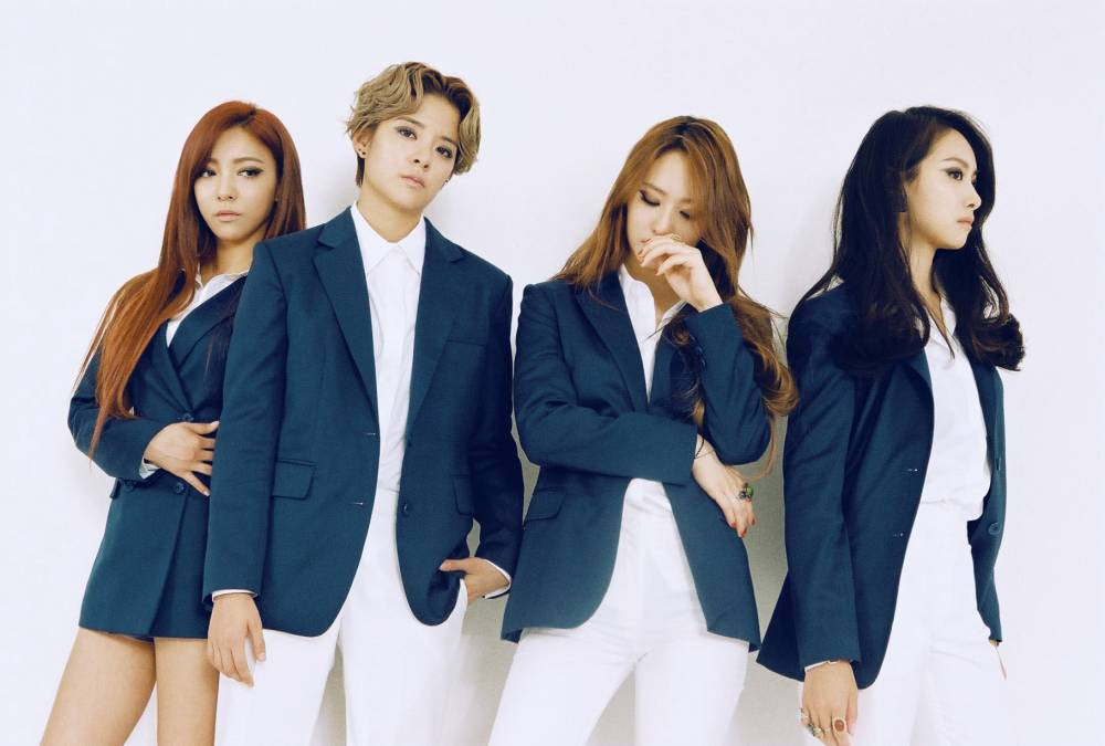 f(x) Is Up Next On SM STATION